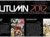 Temporada de Animes de Setembro à Novembro2012